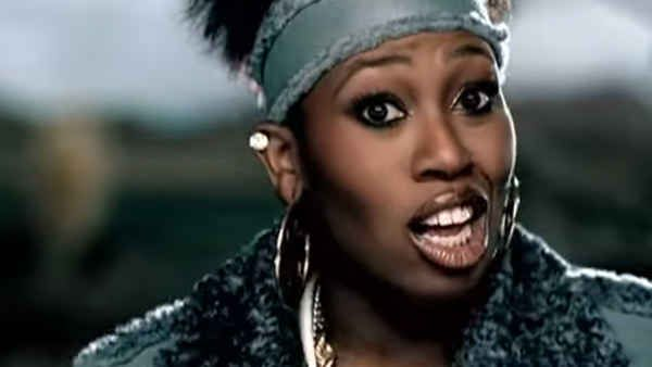 """Work It"" — Missy Elliott"