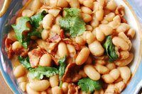Mayocoba Beans and Bacon