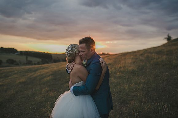 Australian Wedding by John Benavente - via Magnolia Rouge
