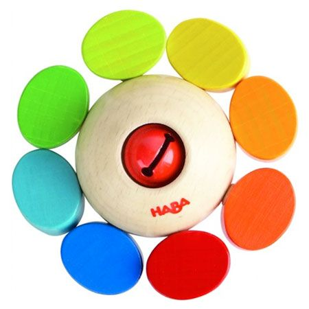Clutching Color Whirligig by HABA - $13.95: Baby Frida, Gifts Ideas, Children Toys, Haba Toys, Clutches Toys, Baby Toys, Haba Whirlygig, Clutches Colors, Whirlygig Clutches