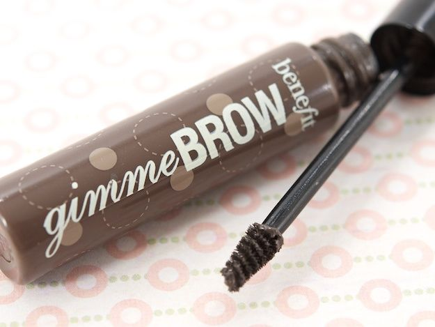 Benefit Gimme Brow. Best brow product out there. @Blanka Salazar you have to try it! It's amazing.