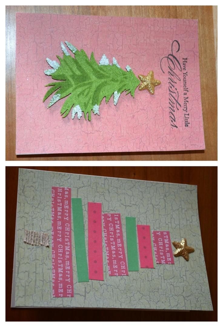 Home Made Christmas Cards!