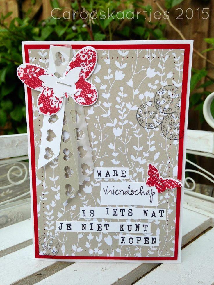 Stamping and Blogging schets #stampinup #vlinder #ButterflyBasics #kaart #DIY #stempelen #knutselen