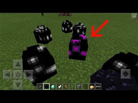 Minecraft PE - How to Spawn an ENDER DRAGON - YouTube