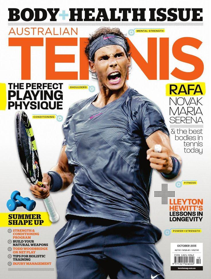 #ClippedOnIssuu from Australian Tennis Magazine - October 2013