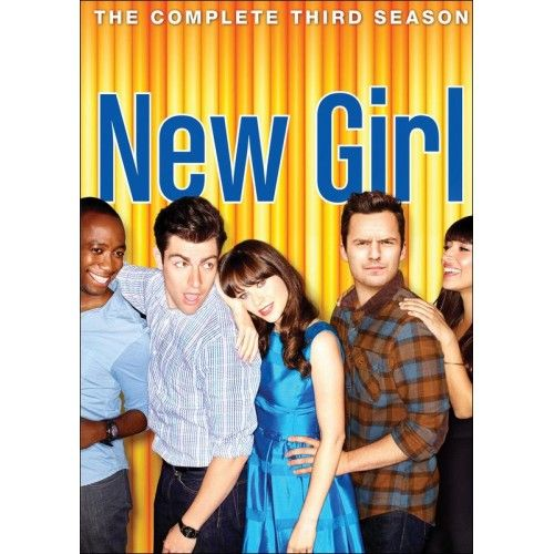 New Girl: Season 3 [3 Discs] (DVD) - Larger Front