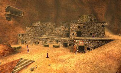 zelda ocarina of time gerudo fortress - Google Search