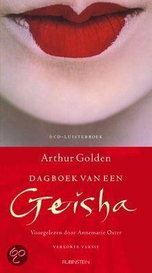 Dagboek Van Een Geisha, Arthur Golden