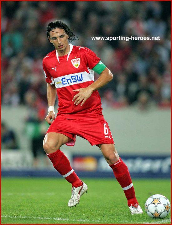 Fernando Meira - VFB Stuttgart - UEFA Champions League 2007/08