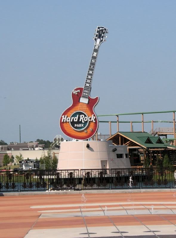 Hard Rock Park, Myrtle Beach SC