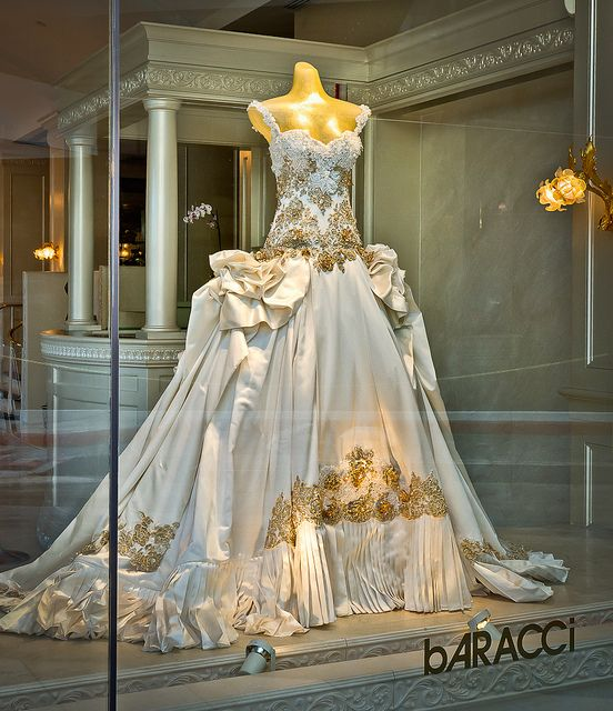 beautiful wedding | The most beautiful wedding dress I have seen