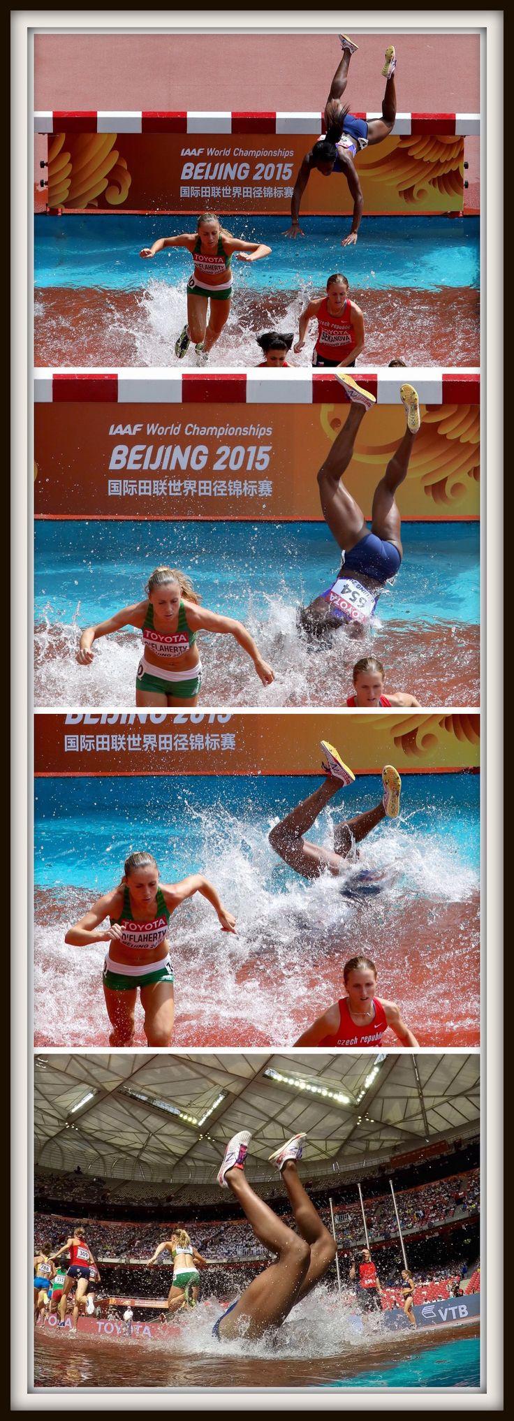 IAAF BEIJING 2015 #happening #Beijing2015 #世界陸上 #ハプニング