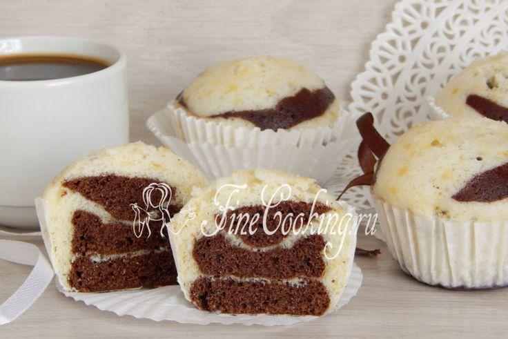 Кексы на пару - рецепт с фото