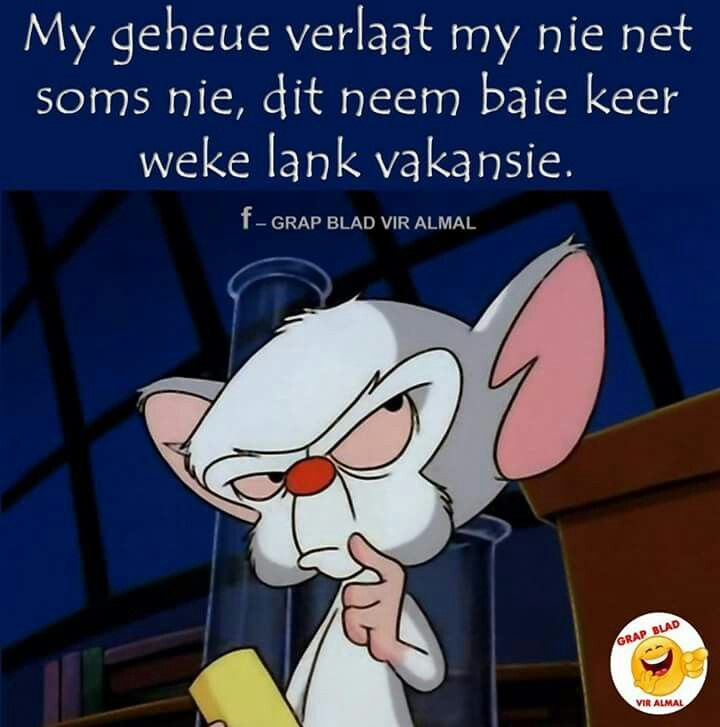 My geheue...