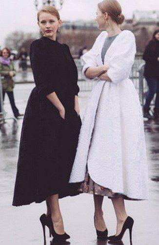 Beautiful coats