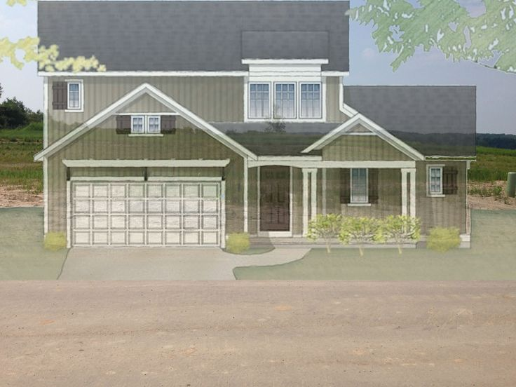 Mayfair Home Plans Available For Lots In Cook S Crossing