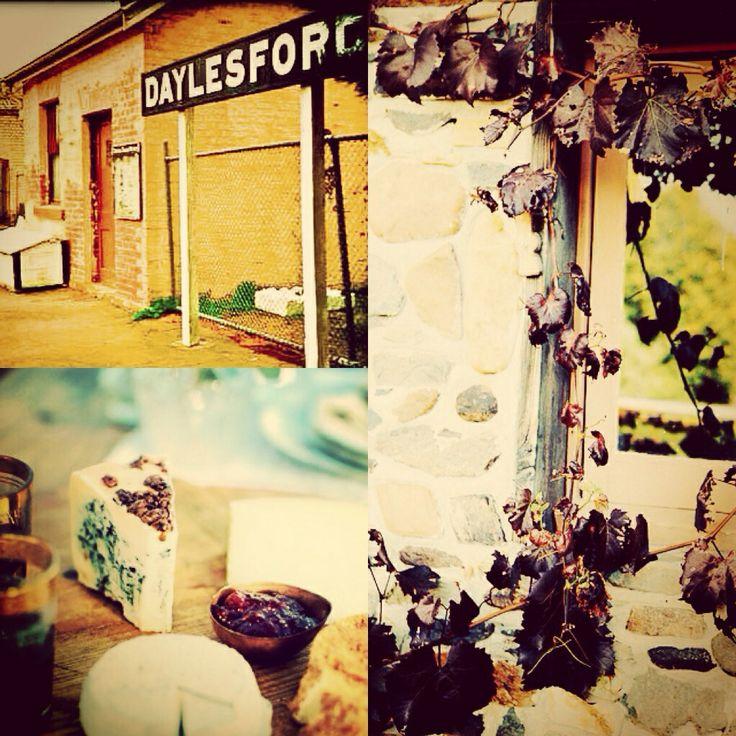 Daylesford weekend