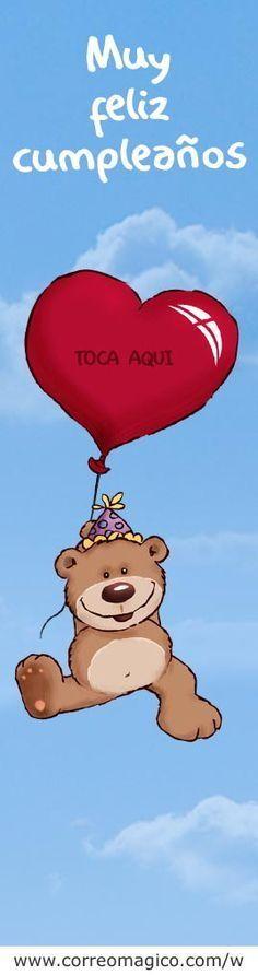 Tarjetas Postales de Feliz Cumpleaños para dedicar a tu amor, pareja o novia/novio con bonitos mensajes en imagenes para compartir en las Redes Sociales, para Imprimir y por correo electrónico. Compartir: Comentarios