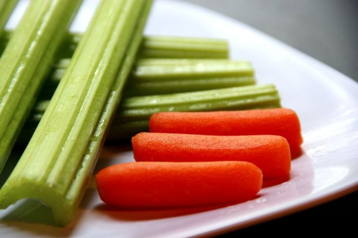 Carrot and Celery Diet Plan to Lose Weight!  It's common to want speedy results when you're trying desperately to lose weight. Since celery and carrots both have such low calories, limiting your diet to only these two foods is likely to make your body lose a lot of weight quickly.