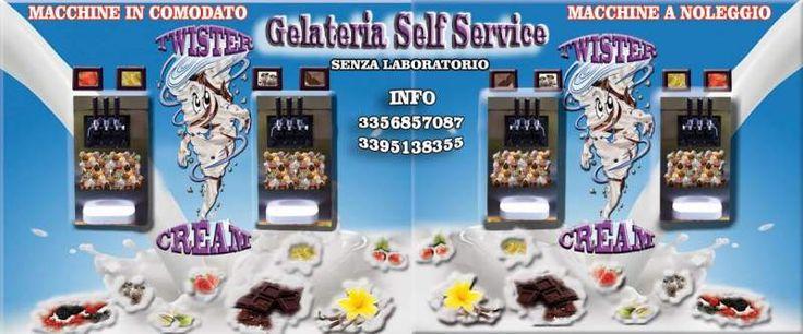 Gelaterie Self Service
