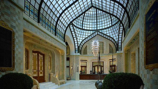 Four Seasons Hotel Gresham Palace Budapest, Hungary
