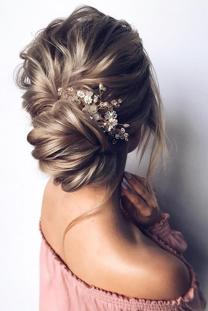 Best Wedding Hairstyles For Every Bride Style 2020 21 Bun Hairstyles For Long Hair Bridal Hair Updo Wedding Hairstyles For Long Hair