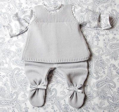 alma llenas baby tricot