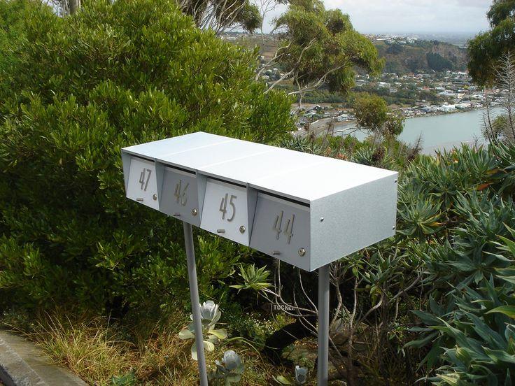 BoxDesignUSA - URBAN MAILBOX - FRONT OPENING, $255.00 (http://boxdesignusa.com/urban-mailbox-front-opening/)
