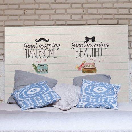 Cabeceros de cama IDEALES - AtodoConfetti*