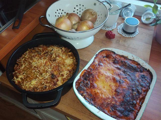 Tupun tupa: Viikon 7 ruokalista