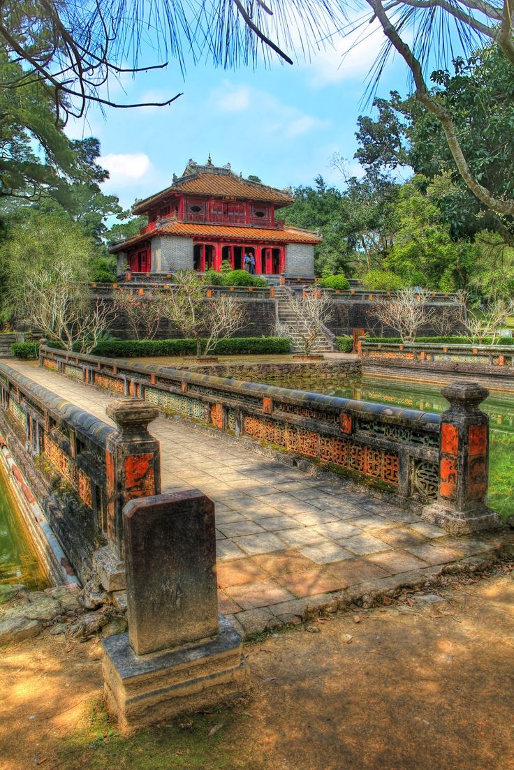 Complex of Hue Monuments