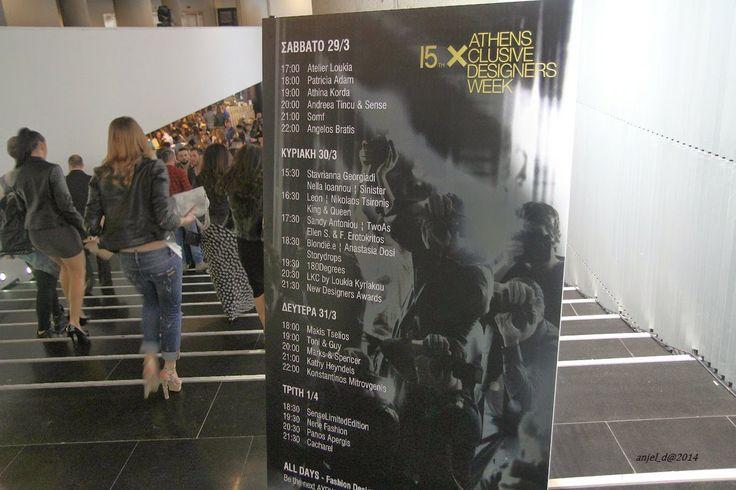 anjel_d vision: Best New Designer Award at 15th AXDW - Anastasia D...