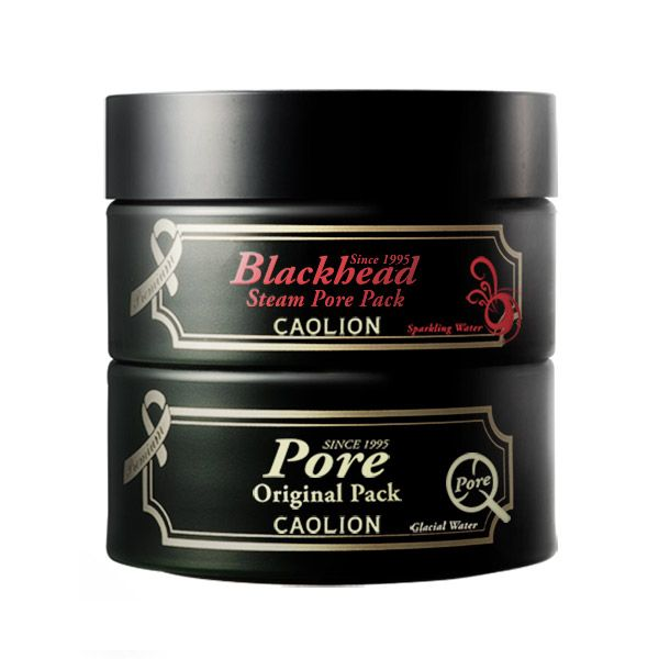 Premium Hot & Cool Pore Pack Duo – Caolion