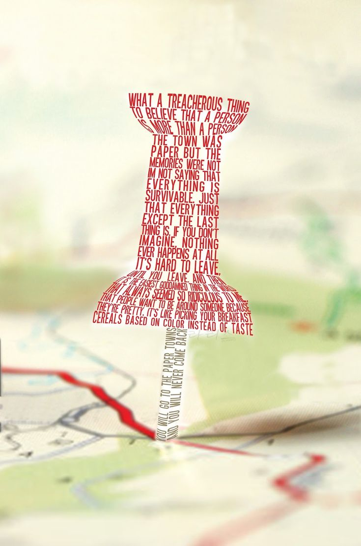 Find This Pin And More On Movies Paper Towns By John Green