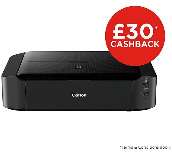 Buy Canon PIXMA iP8750 A3+ Wi-Fi Photo Printer at Argos.co.uk - Your Online Shop for Digital photo printers, Digital photo printers and consumables, Cameras and camcorders, Technology.