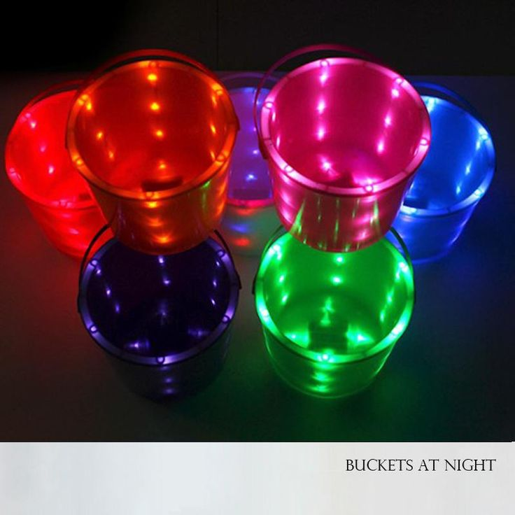led halloween accessories