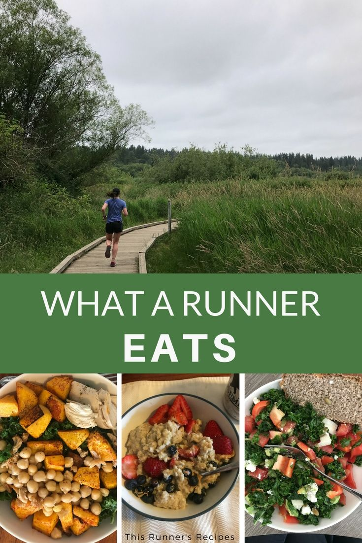 In this month's Run It round-up, six running bloggers share what runners eat to fuel their running.