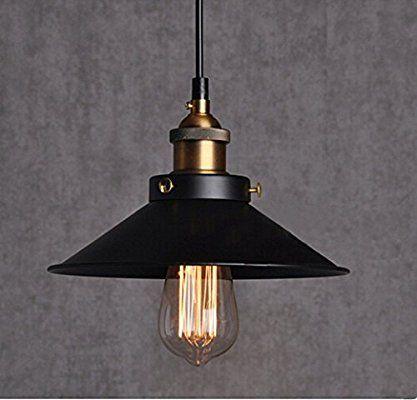 Amazon | E27メタルビンテージ工業用照明ランプ 天井照明ペンダント玄関照明 カフェ風リビングヴィンテージアルミ天井スポット天井ランプLED照明 ペンダント ライ | Chrasy | ペンダントライト 通販