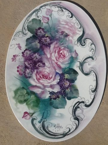 25+ best roses and violets ideas on pinterest | cross stitch