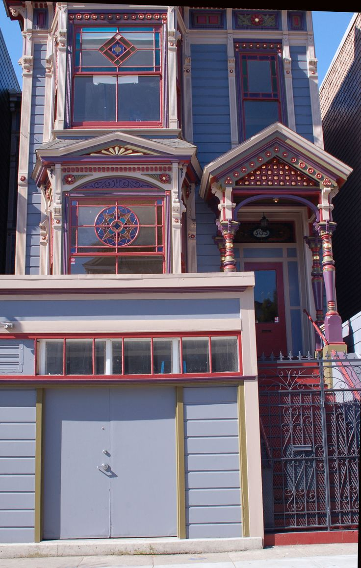 17 best images about san francisco victorians on pinterest queen anne house and the victorian. Black Bedroom Furniture Sets. Home Design Ideas