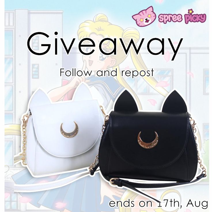 Join +SpreePicky NEW #Luna #Artemis   #Bag   #Giveaway  Click here to join : http://goo.gl/GcJZEs http://goo.gl/GcJZEs http://goo.gl/GcJZEs  Order these lovely ?  Link here for item details: http://goo.gl/WhGxMs  #spreepicky #spreepickygiveaway #giveaway #splunaartemisgiveaway #lunabag #artemisbag #sailormoonbag #bag   #baggiveaway