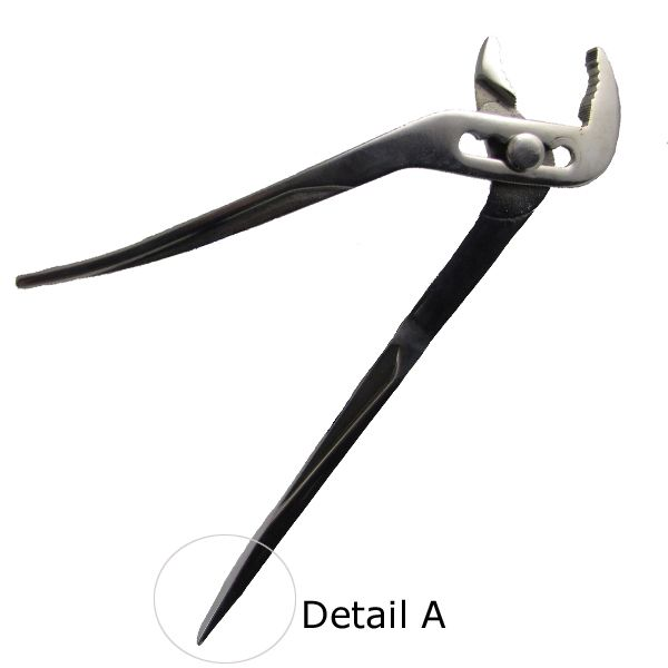 Divers slip joint pliers  Stainless steel