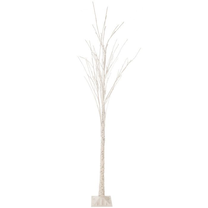 White Led Birch Tree Hobby Lobby 1481209 In 2021 White Lead Birch Tree White Branches