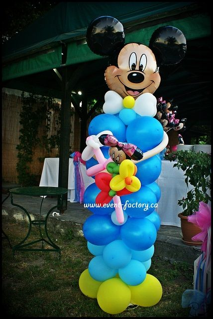 balloon mickey