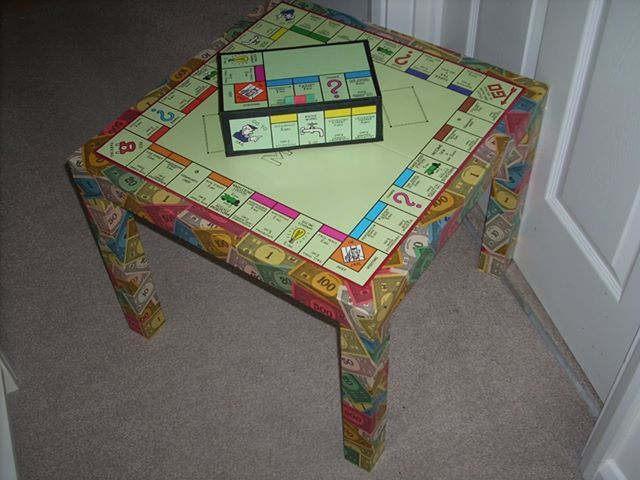 monopoly crafts - Google Search