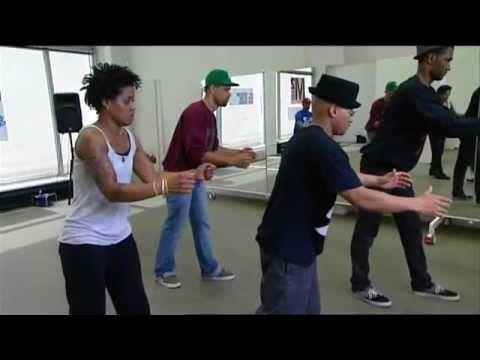 Dansen met Do: Popping/Robot - YouTube Inspiratie Stappen zoals een robot