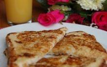 French Toast, Vegan-style
