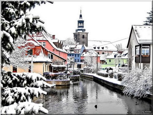 Bad Berka / Thuringia by thirau, via Flickr