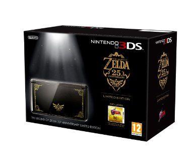 Nintendo 3DS Console - Limited Edition Legend of Zelda: Ocarina of Time Bundle (Nintendo 3DS): Amazon.co.uk: PC & Video Games