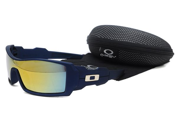 $12.99 Dealextreme Oakley M Frame Sunglasses Yellow Frame Transparent Lens www.sportsdealextreme.com